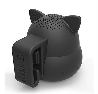 "G.O.A.T. Bluetooth Pet Speaker - ""Blackie the Cat"""