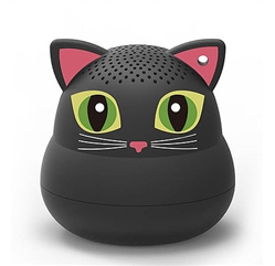 "G.O.A.T. Bluetooth Pet Speaker - ""Blackie the Cat"""
