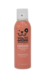 Wags & Wiggles Deodorizing Spray  - Zesty Grapefruit