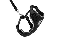 Adventure Kitty Harness - Black