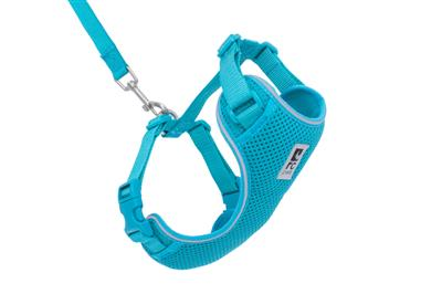 Adventure Kitty Harness - Teal
