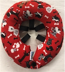 Puppy Bumpers - Red Dog
