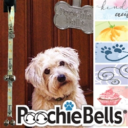 Be You! Classic PoochieBells® The Original Dog Potty Training Doorbell Bell