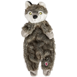 Ethical Pet Products Furzz Plush Wolf