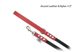 BB  Leash ~ Red