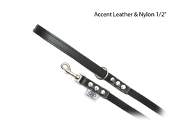 BB  Leash ~ Black