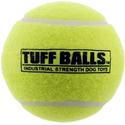 "Giant Tuff Balls 4"" - Bulk Pack of 12"