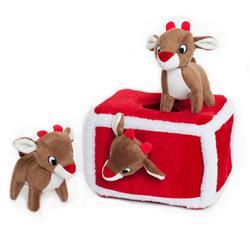 Holiday Burrow - Reindeer Pen
