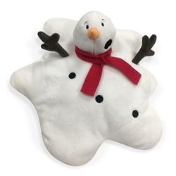 "Festive Jumbo Plush Toy - Snowman (13"")"