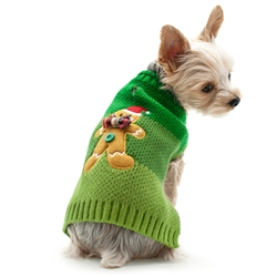 Gingerbread Man Sweater