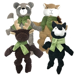 """Woodland Knotted Toy (10"""" to 15"""")"""