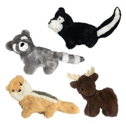 """Woodland Fuzzy Stuffless Toy (8""""-14"""")"""
