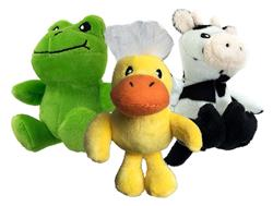 Tiny Tots Nuzzle Buddies - Assorted