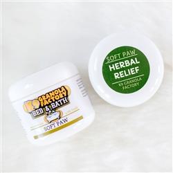 Herbal Relief Soft Paw 4oz