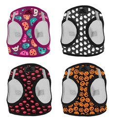 American River HALLOWEEN Choke Free Soft Mesh Dog Harness™