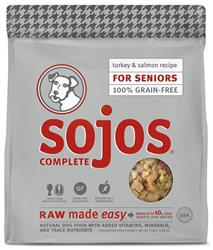 Sojo's Complete Senior Turkey & Salmon 7 Pounds