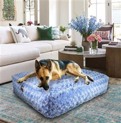 Sicilian Rectangle Bed Blue Sky or Customize your Own