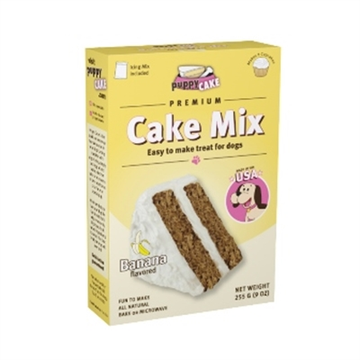 Puppy Cake Cake Mix - 7 Flavors to Choose From