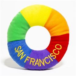 BARKOLOGY® San Francisco Rainbow Ring
