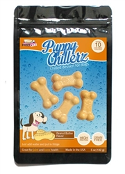 Puppy Cake Puppy Chillerz - Peanut Butter Jello for Dogs Expires 5/19