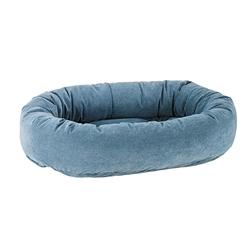 Bluestone Microvelvet Donut Bed