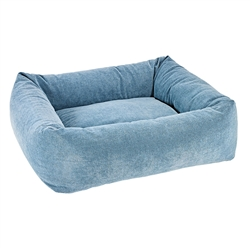 Bluestone Microvelvet Dutchie Bed