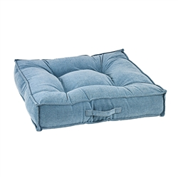 Bluestone Microvelvet Piazza Bed