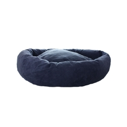 Midnight Blue Medium Dog Bed