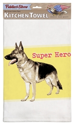 German Shepherd Kitchen Towel