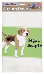 Beagle Kitchen Towel
