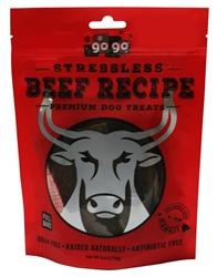 GoGo® 6oz USA Wild Stressless™ Beef Jerky Treats