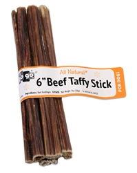 "GoGo® 4 pack 6""  Beef Taffy Sticks"