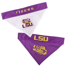 LSU Tigers Reversible Bandana