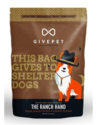 GivePet - Ranch Hand Dog Treats, 12 oz. bag
