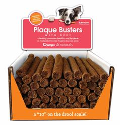 Plaque Busters With Beef  50 pack Bulk Displayer