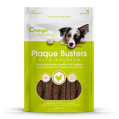 """Plaque Busters with Chicken 7"""""""