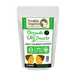 Petabis™ Organics Calming CBD Treats 1.5 mg. - PB & PASSION FLOWER* 30 pieces