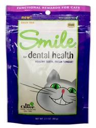 Smile® Feline Dental Health: 2.1 oz. bag