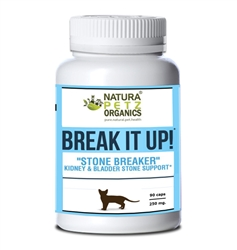 Break It Up! Cat (90 capsules)