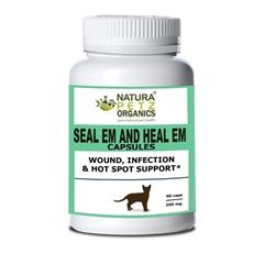 Seal em & Heal em - 90 caps