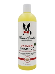 Oatmeal Shampoo – For Dogs With Itchy Skin and Coats - 17 oz