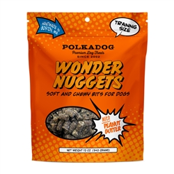 Wonder Nuggets with Peanut Butter - 12oz Bag