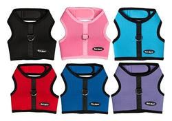 STARTER PACKAGE - 24 Solid Color Mesh Wrap N Go Harnesses