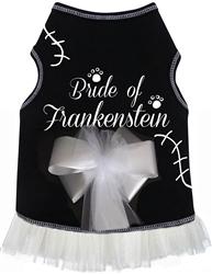 Bride of Frankenstein - Tank Dress - Black
