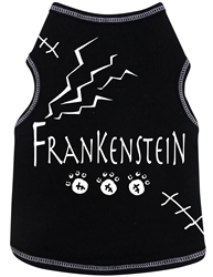 Frankenstein - Tank - Black