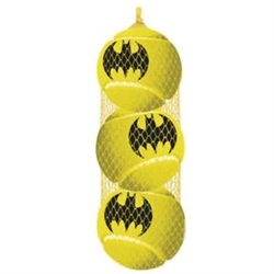 Buckle-Down Squeaky Tennis Balls 3-Pack