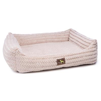 Plush Swirl Orthopedic Lounge Beds