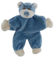 """Simply Fido - Beginnings 4"""" Stuffless Wally Bear w/ Crinkle Paper"""