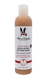 Exfoliating Butter Wash - Moisturizing Dog Shampoo With Jojoba Beads