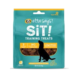Sit! Peanut Butter Training Treats by Etta Says!